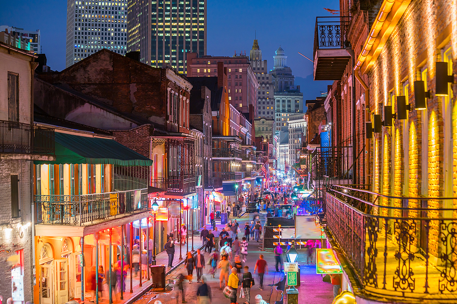 The French Quarter, New Orlean
